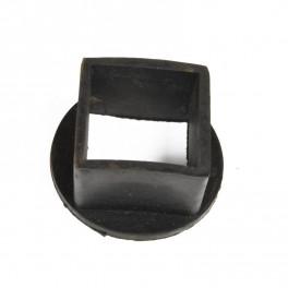 Gummimanchet for trækaksler 1 mm tyk