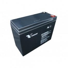 12 volt batteri 10 AH