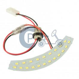 LED lyskilde til Lygte for 3 hjulet el-scooter