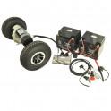 Komplet motorsæt bygge