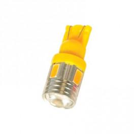 LED stikpære med gult lys 24V