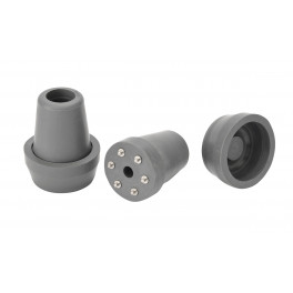 Gummi dupsko 16mm med stålpigge