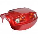 Bagskærm model GO-EL 340 Rød