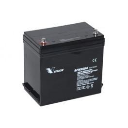 El scooter batteri 55 AH