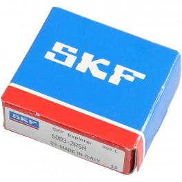 SKF Leje 6001-2RSH