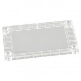Plast cover for digital display
