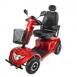 El scootere Rød
