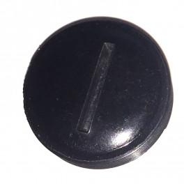 Dækskrue til kul 24 mm